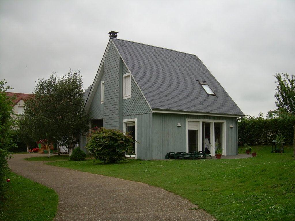 Casa in Normandia_ au pair in Francia