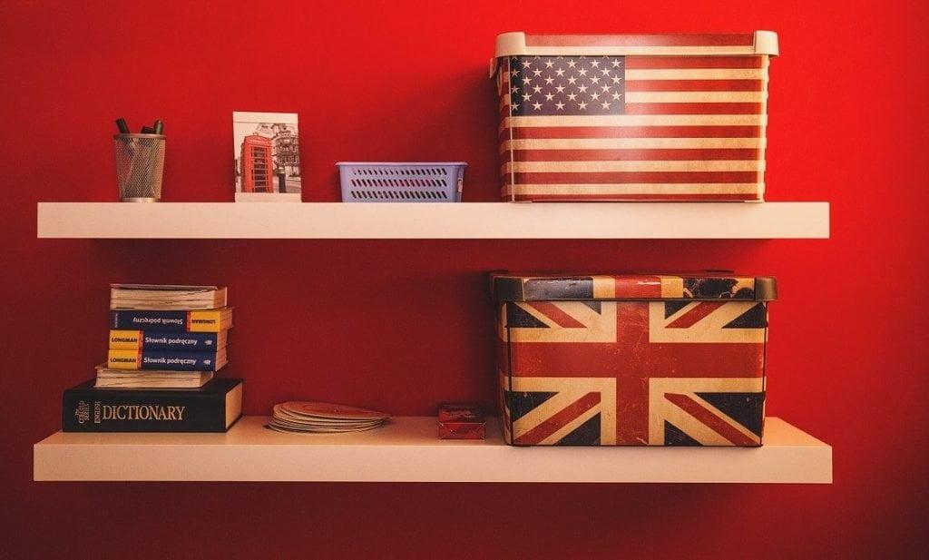 inglese britannico o americano? Migliorare l'inglese
