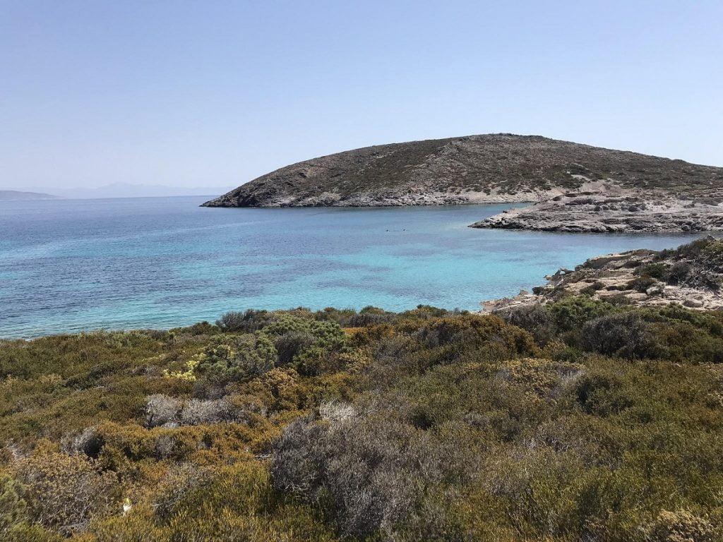 Antiparos spiagge più belle della grecia