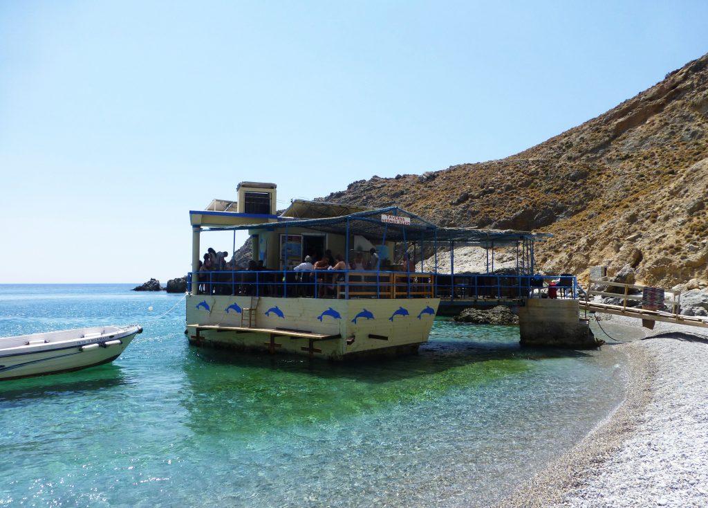 spiagge più belle grecia_glyka nera