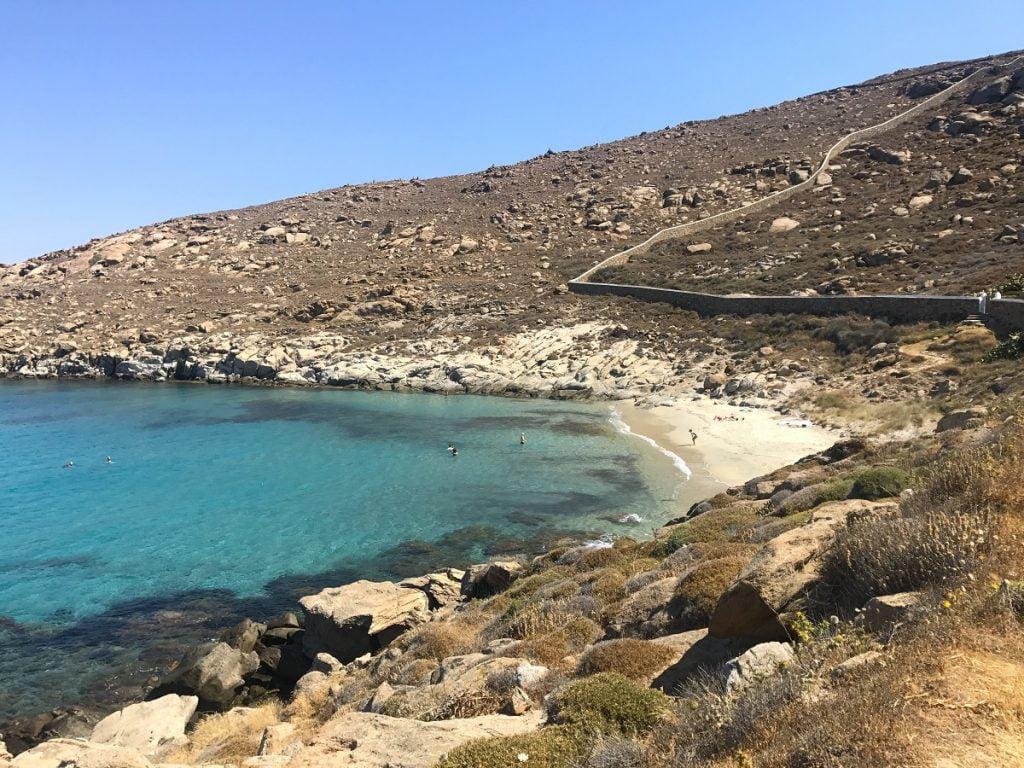 Kapari Beach Mykonos_spiagge migliori grecia