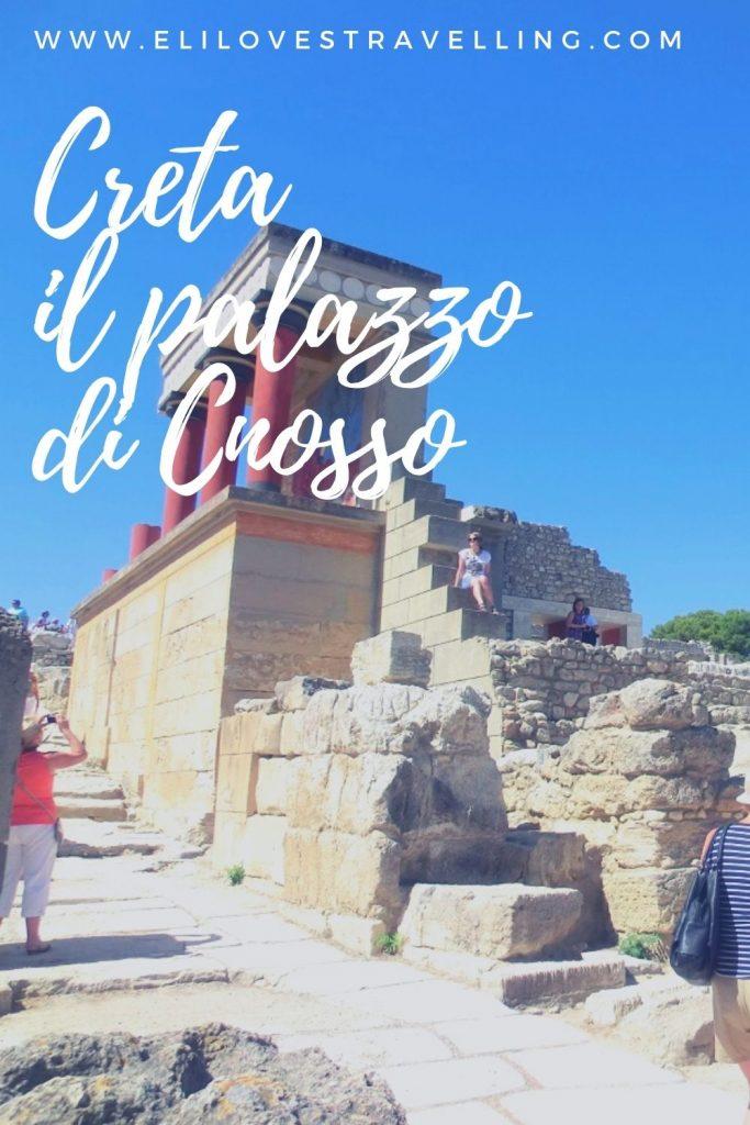 Creta: il palazzo di Cnosso e il mito del minotauro 2