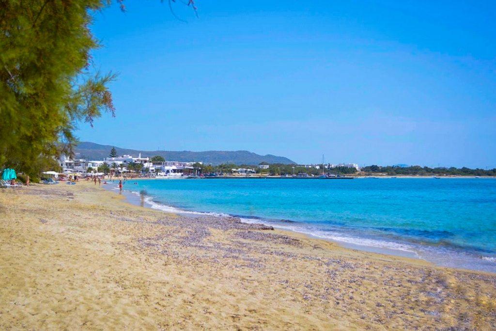 Naxos spiagge greche più belle