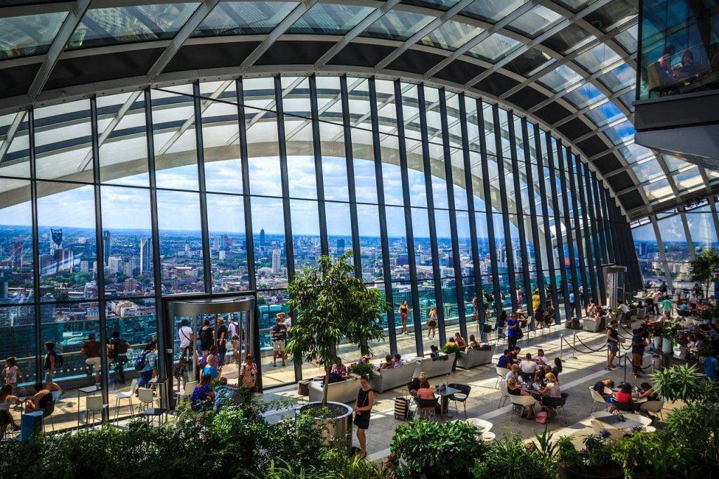 Londra Sky Garden