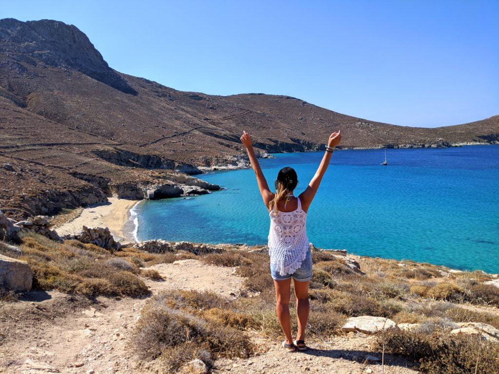 migliori spiagge greche_kalo ampeli_serifos