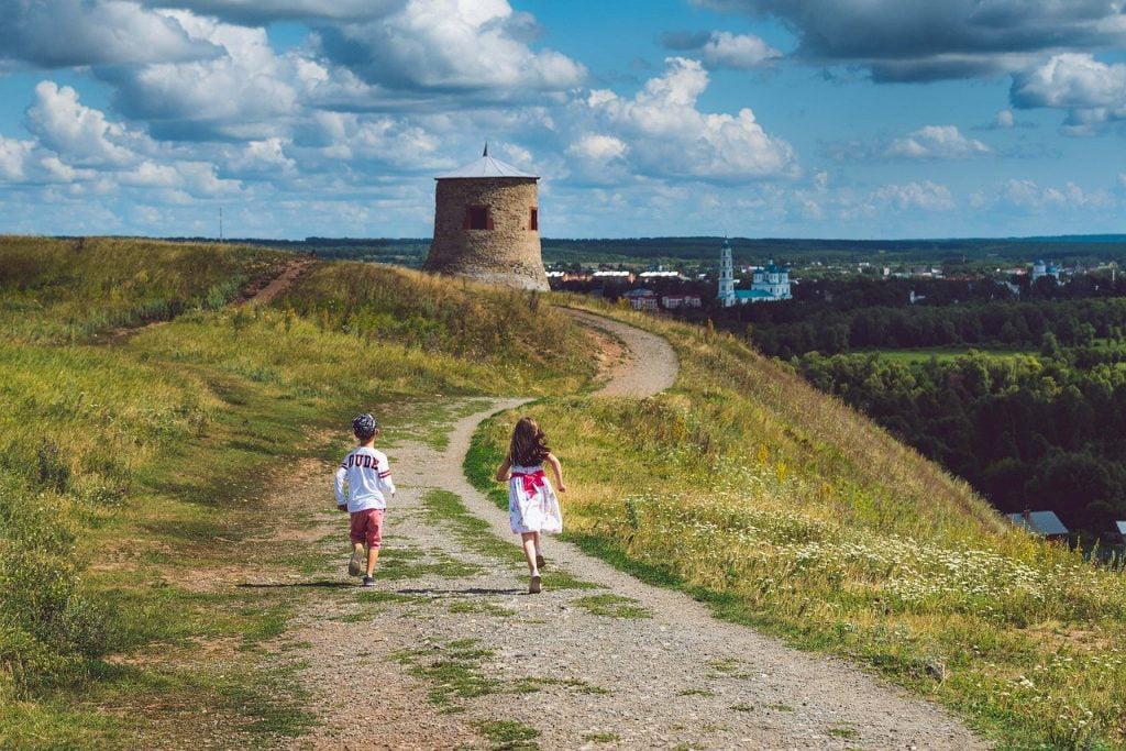 luoghi comuni sul viaggiare con bambini