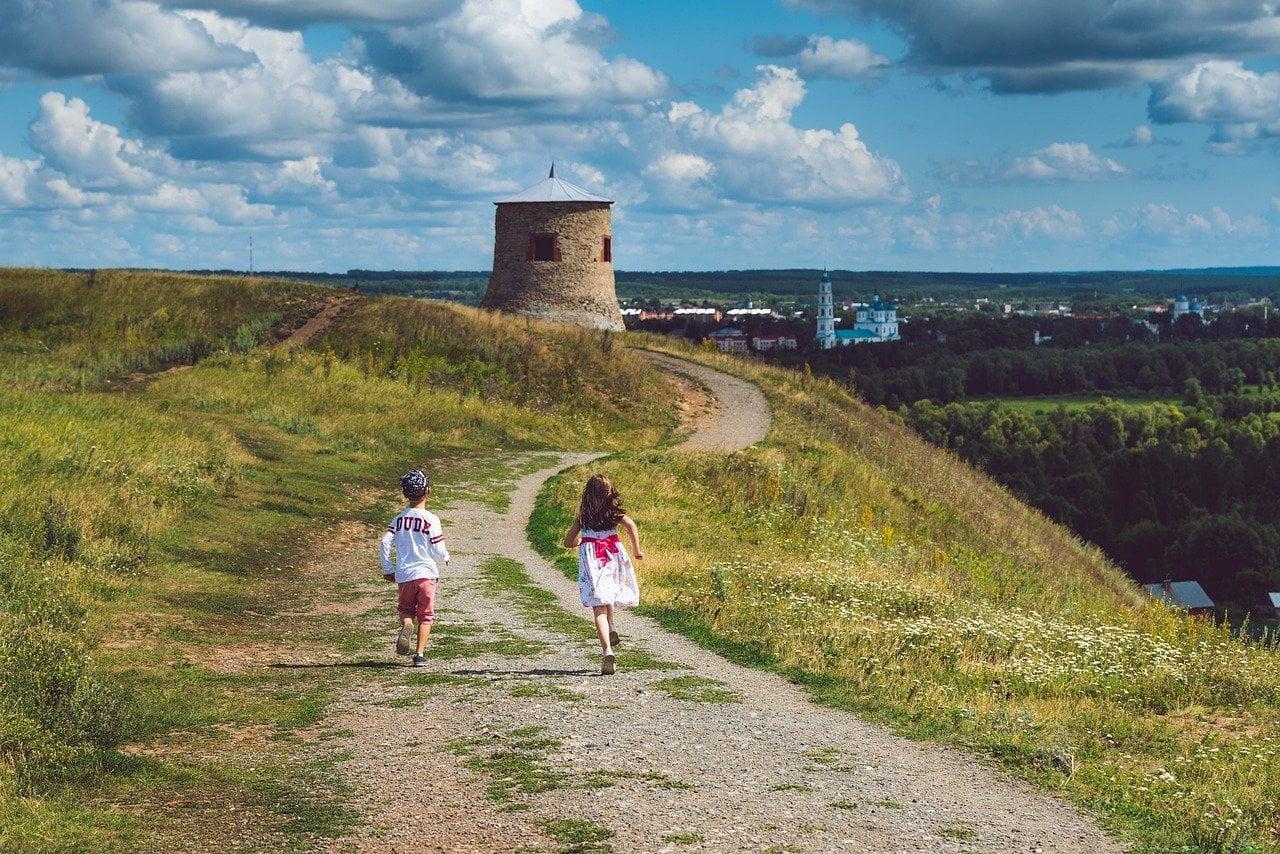 5 luoghi comuni sul viaggiare con bambini da sfatare 1