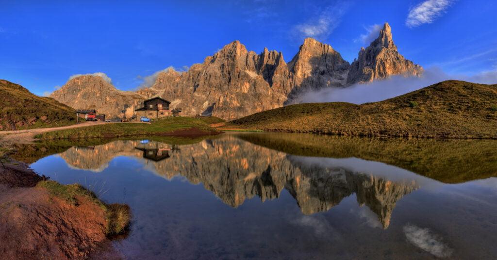 passeggiate con bambini in Val di Fiemme: da Passo Rolle a Baita Segantini
