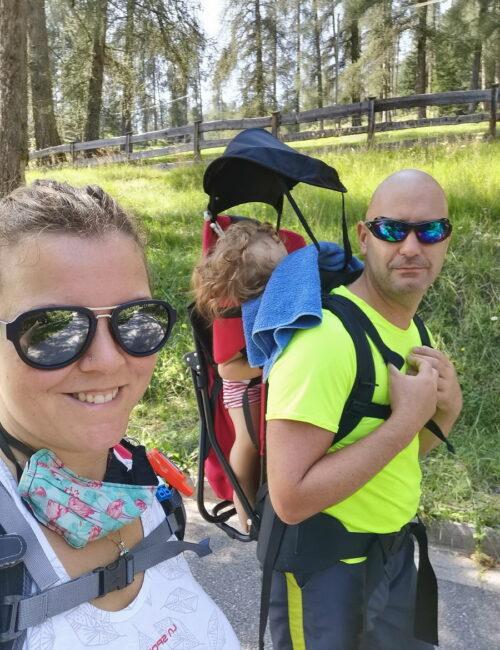 Passeggiate con bambini in Val di Fiemme