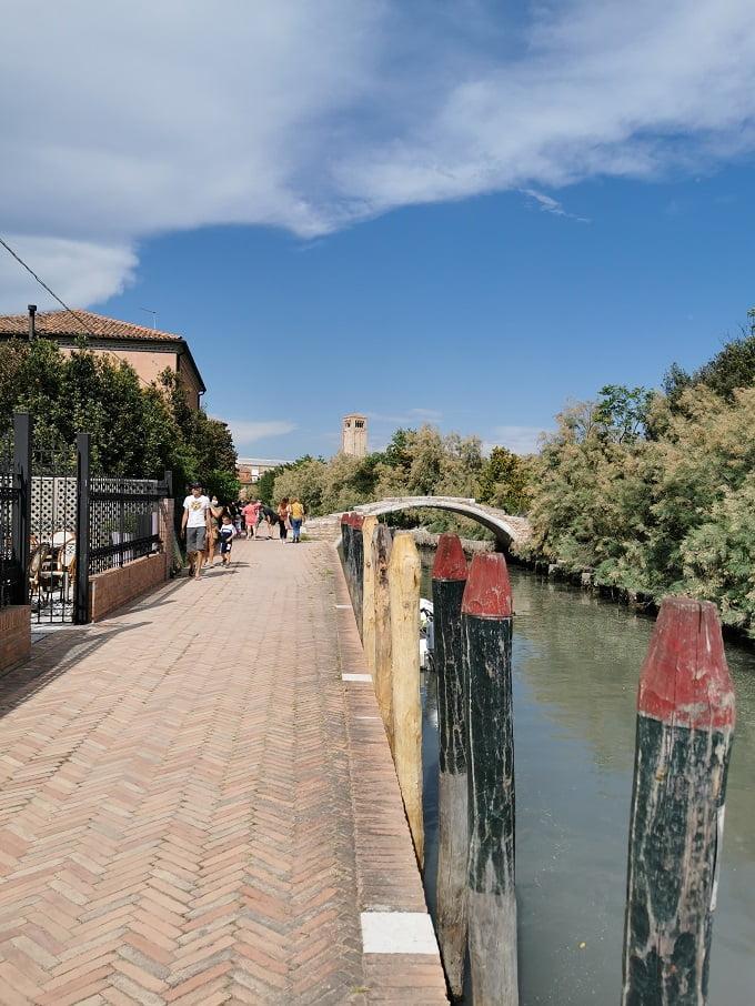 Ponte del Diavolo a Torcello Venezia