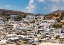 Isole greche per bambini