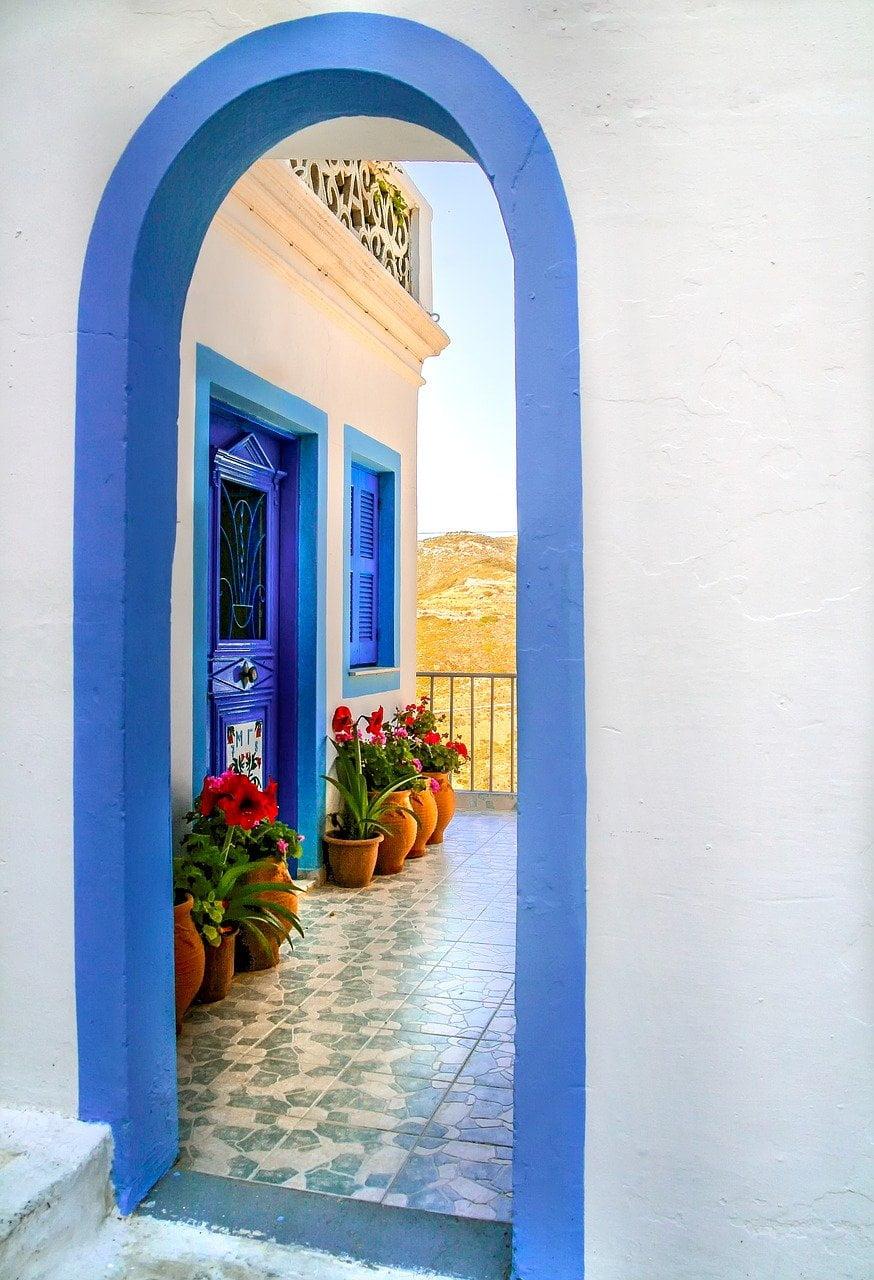 organizzare un viaggio in Grecia