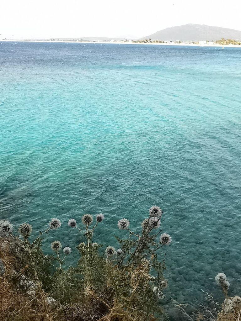 Mare vicino a Krioneri Beach