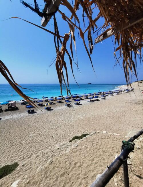 Lefkada spiagge più belle con mappa