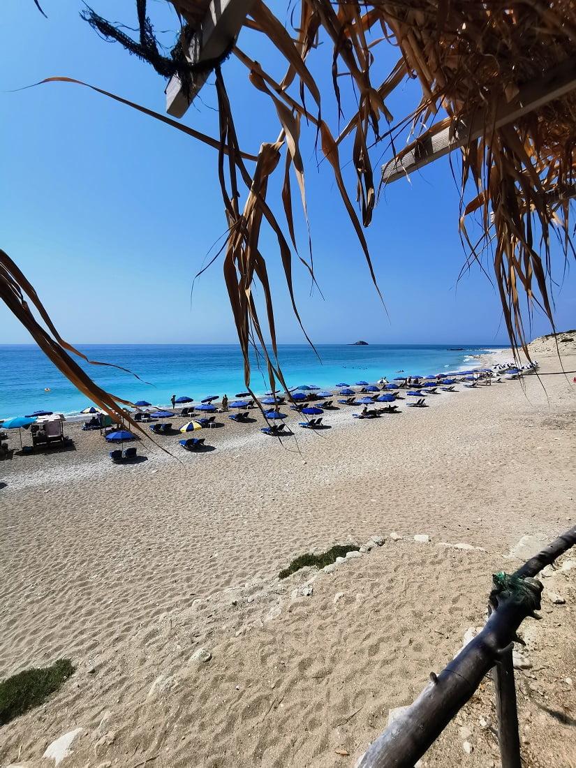 lefkada spiagge più belle Gialos Beach