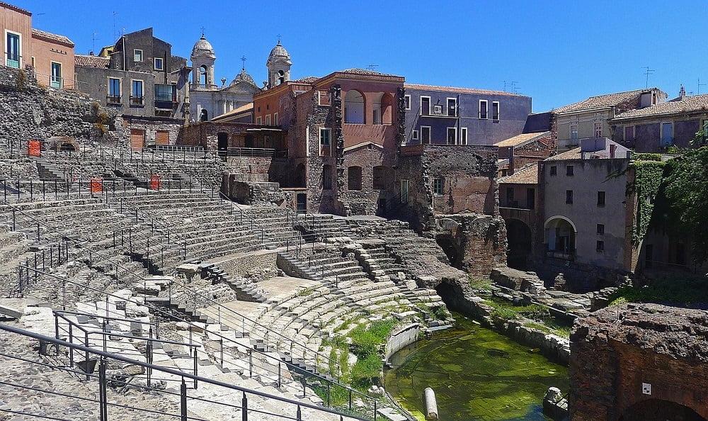 Teatro Romano di Catania