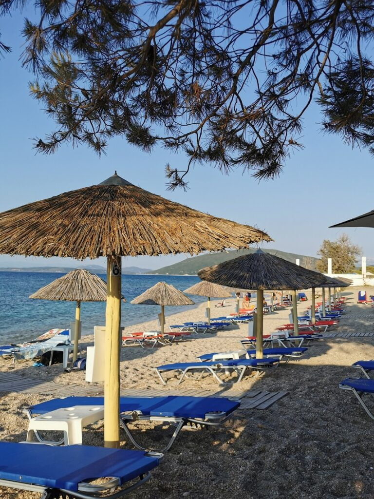 Agios Ioannis_Blue Beach Bar Lefkada