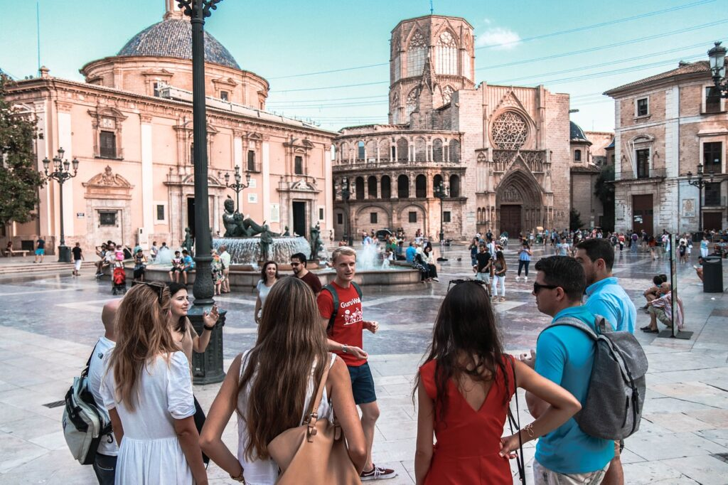free walking tour nelle città italiane ed europee