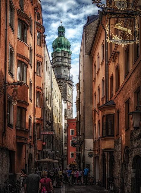 10 cose da vedere a Innsbruck