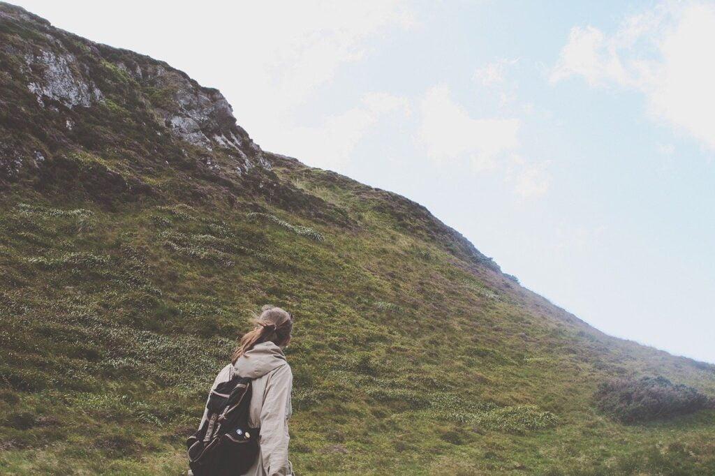viaggiare zaino in spalla in Europa