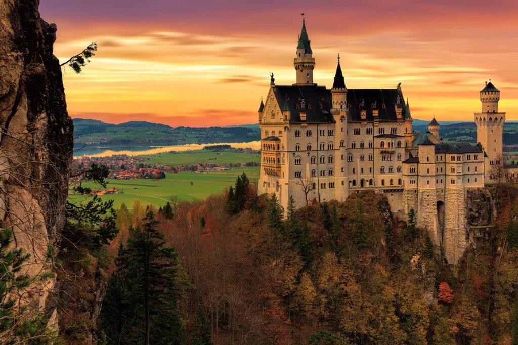 101 viaggi da fare almeno una volta nella vita_Neuschwanstein