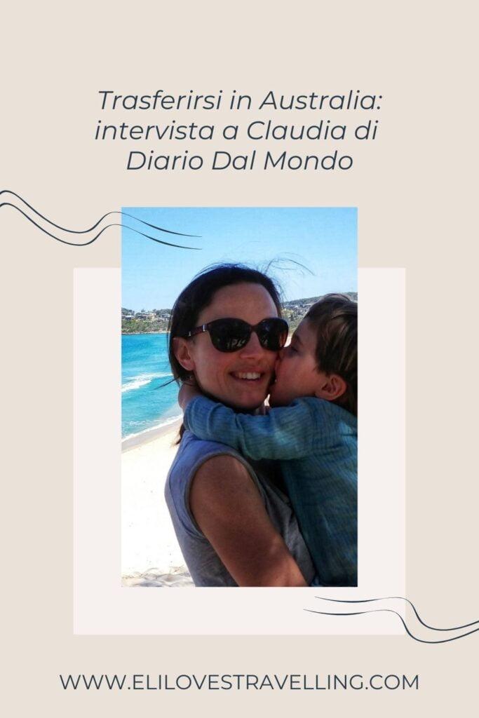 Trasferirsi in Australia: Claudia si racconta 2