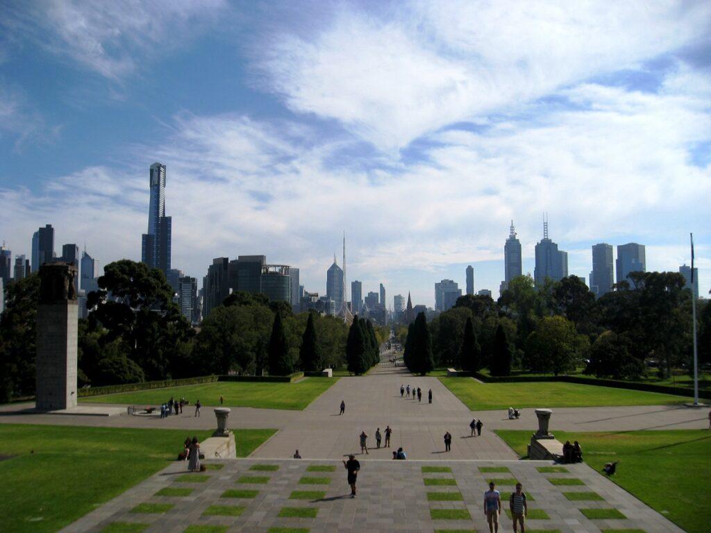 Città australiana