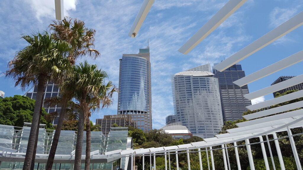 Città australiana, expat in Australia