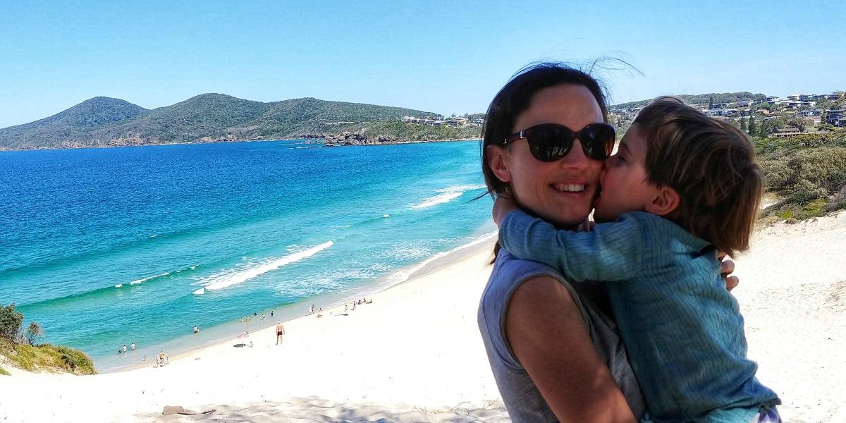 Trasferirsi in Australia con la famiglia
